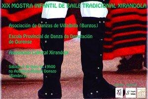 XIX Mostra Infantil de Baile Tradicional de Xirandola (9 de mayo 2015)