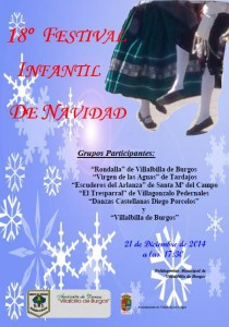 Festival Infantil de Navidad 2014