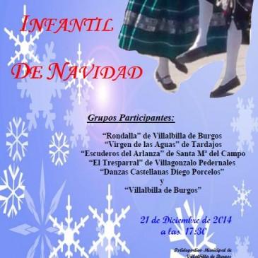 18º Festival Infantil de Navidad (21 de diciembre 2014)