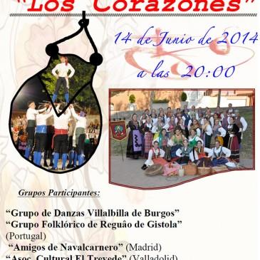 Festival de Folclore «Los Corazones» (14 de junio de 2014)