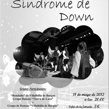 Festival benéfico Sindrome de Down (11 de mayo de 2012)