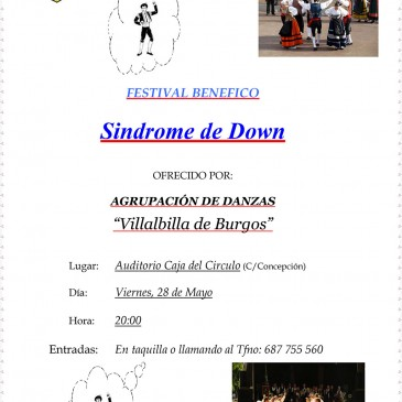 Festival benéfico Sindrome de Down (28 de mayo de 2010)