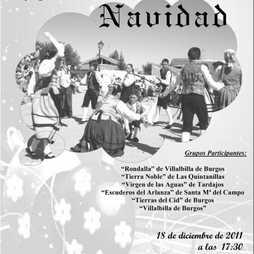 15º Festival Infantil de Navidad (18 de diciembre 2011)