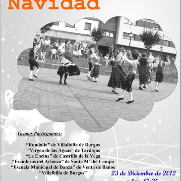 16º Festival Infantil de Navidad (23 de diciembre de 2012)