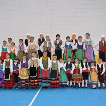 Festival «Los Sagrados Corazones» en Villalbilla de Burgos (14/06/2015)