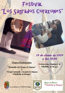 Festival Sagrados Corazones 2015