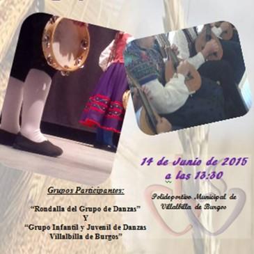 Festival «Los Sagrados Corazones» (14 de junio de 2015)
