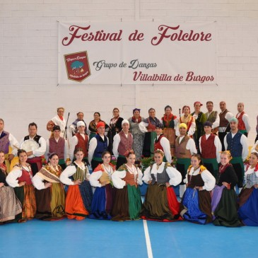 VIII Festival de Verano 2015 en Villalbilla de Burgos (08/08/2015)
