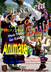Escuela Danzas Villalbilla 2015
