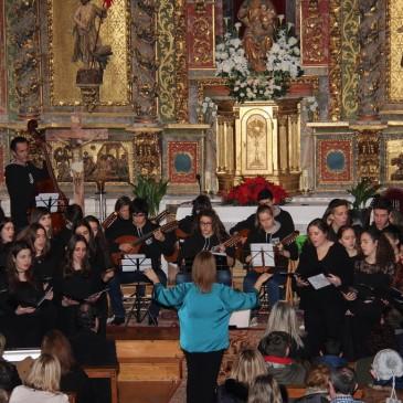 Concierto de la Rondalla en Navidad – Villalbilla de Burgos (30/12/2015)