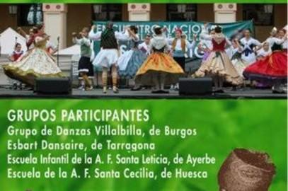 III Encuentro Nacional de Escuelas de Folklore José Rodrigo – Huesca (09/04/2016)