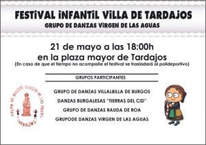 Festival Infantil Villa de Tardajos