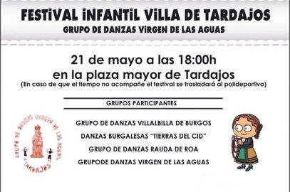 Festival Infantil Villa de Tardajos – Tardajos (21/05/2016)