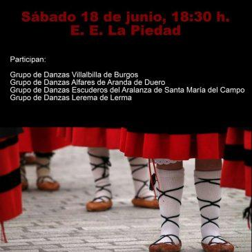 Festival Infantil de Danzas – Lerma (18/06/2016)