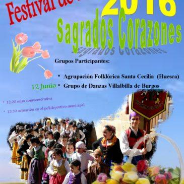 """Festival de Folclore """"Sagrados Corazones"""" (12/06/2016)"""