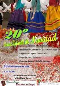 20º Festival Infantil de Danzas de Navidad