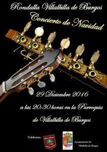 Rondalla - Concierto de Navidad 2016