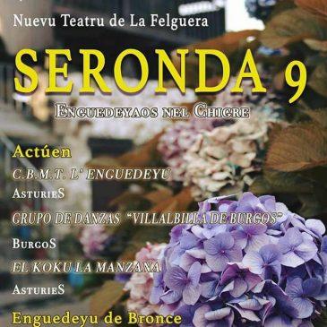 Festival SEONDA 9 – Langreu – 14 de octubre 2017