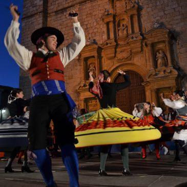 Espectáculo de Folklore y Teatro – Peñaranda de Duero (19-08-2017)