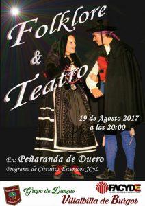 Peñaranda de Duero (19 de agosto 2017)